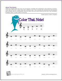 Free music theory worksheets | PianoTeacherNOLA