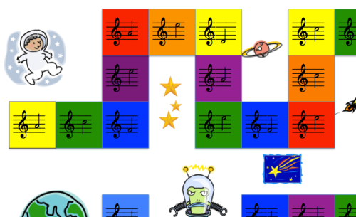 piano lesson games